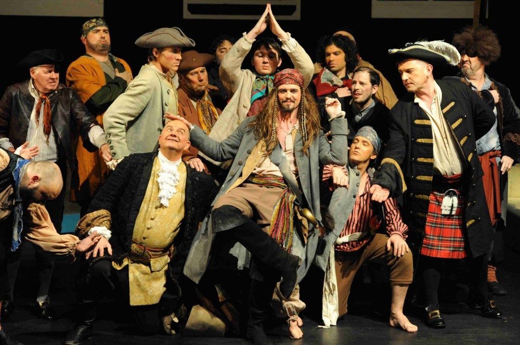Leeds Gilbert & Sullivan Society - The Pirates of Penzance